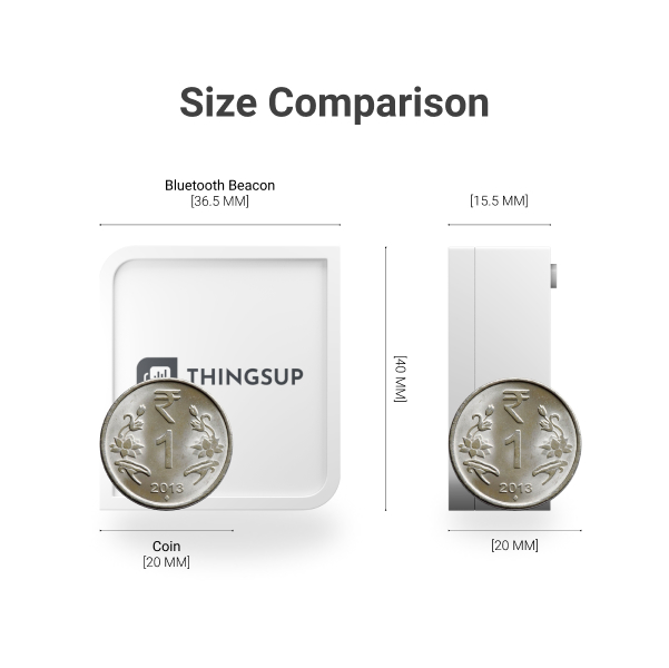 thingsup-ble-beacon-size-compare