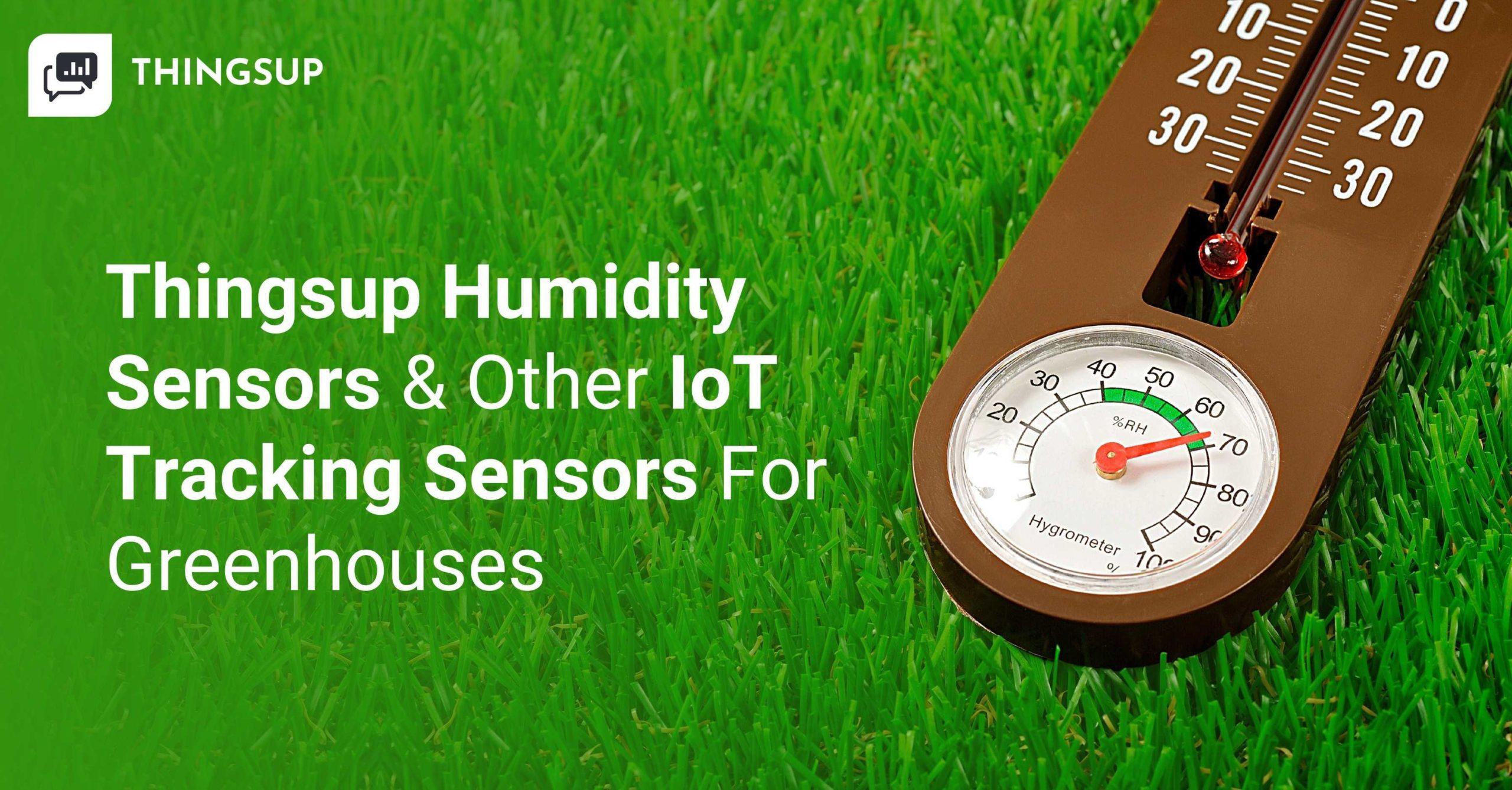 IOT Tracking Sensors